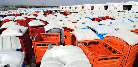 Champion Portable Toilets in Pine Bluff, AR